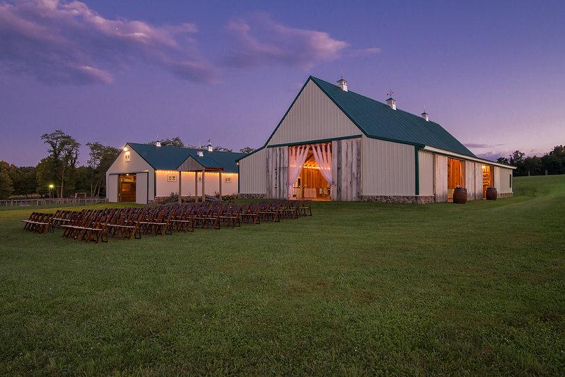 The Barns at Maple Valley Farm LLC   WV Wedding & Event Venue