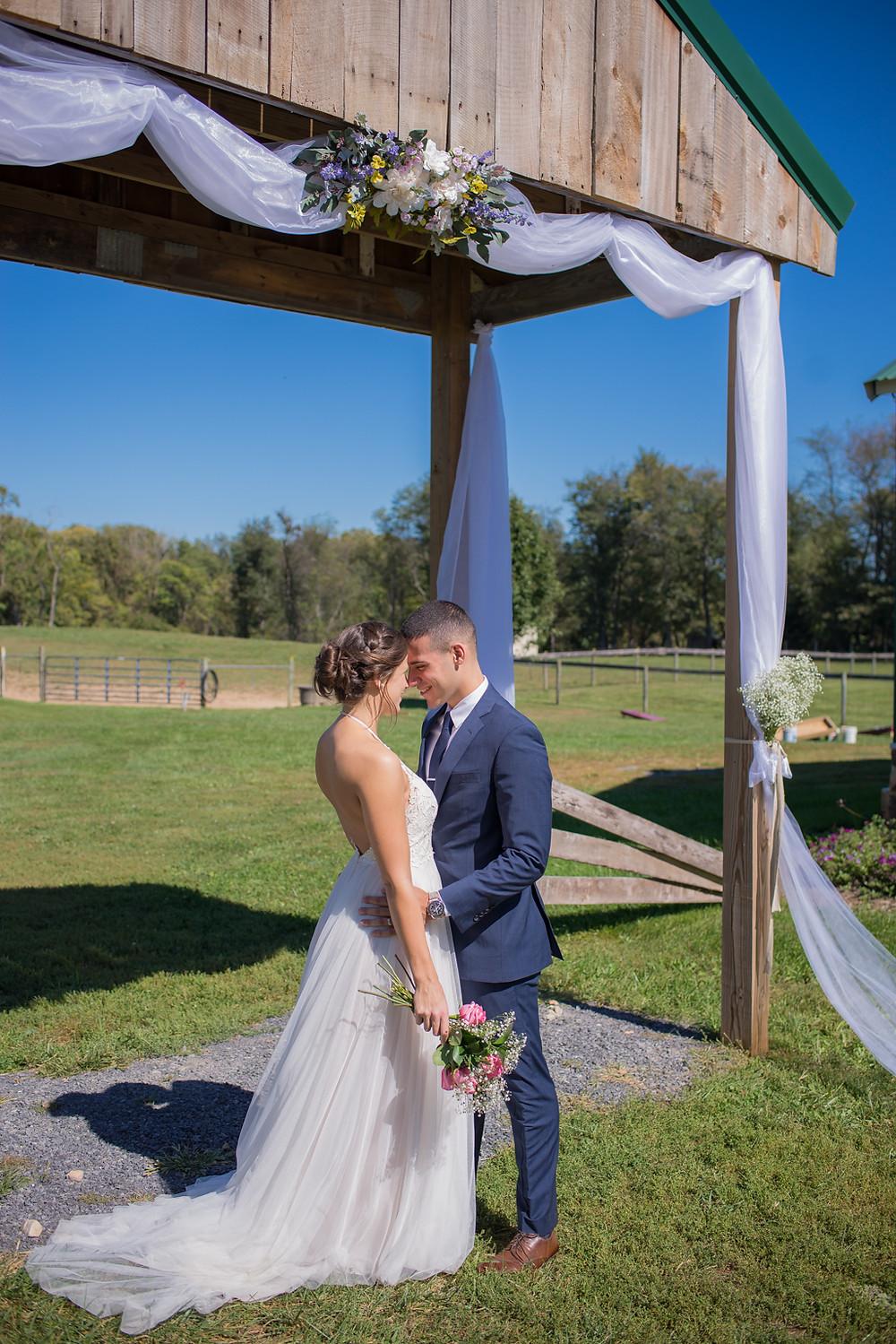 Jacqueline Binkley Photography - The Barns at Maple Valley Farm LLC VA