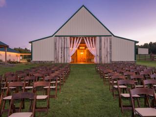This Magic Moment... Twilight At The Barns