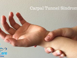 Carpal Tunnel Sindrome tips