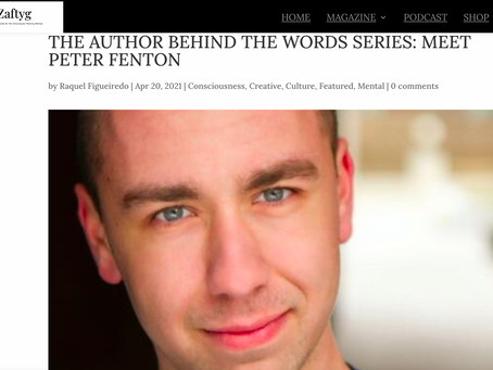 Zaftyg Interview: The Author Behind the Words Series
