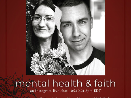 Faith and Mental Health Discussion with Chelsea Anderson, Host of the Recovered Life Podcast