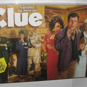 Why the Characters in Clue are Incredibly Stupid and Bad at Everything