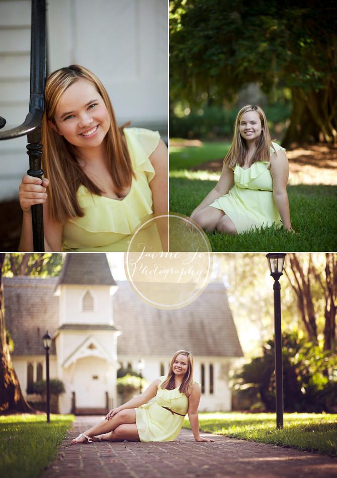 Brittany, Senior 2016