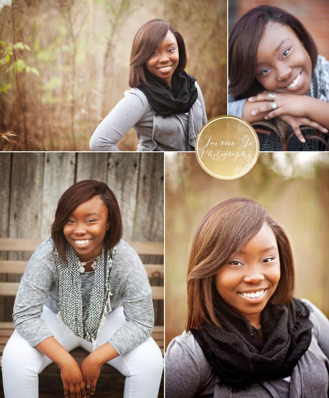 Jayla, Senior 2016