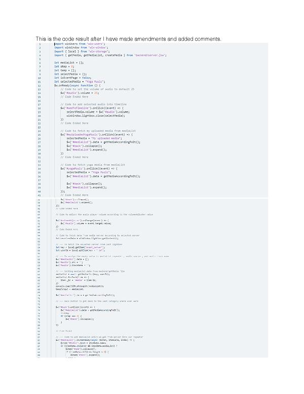 Computools code review by  Junaid_Page_4