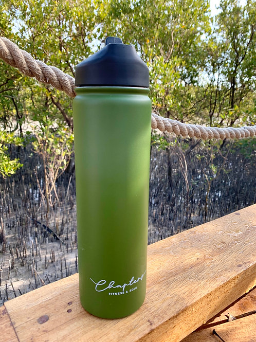 Chapters Insulated Water Bottle