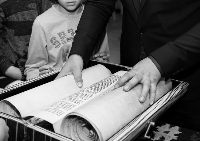 קריאה בבר המצווה