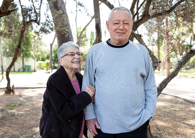 צילומי דורות לסבא חיים לכבוד יום הולדתו ה -  90!