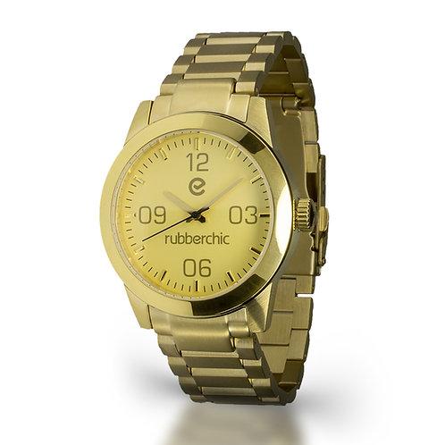 Rubberchic Luxe Gold