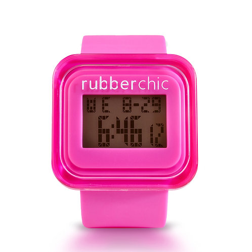 Rubberchic Mini Box Fucsia