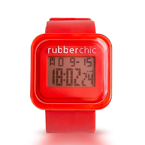Rubberchic Box Red