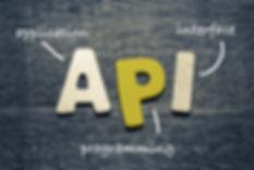 API (application program interface) on w