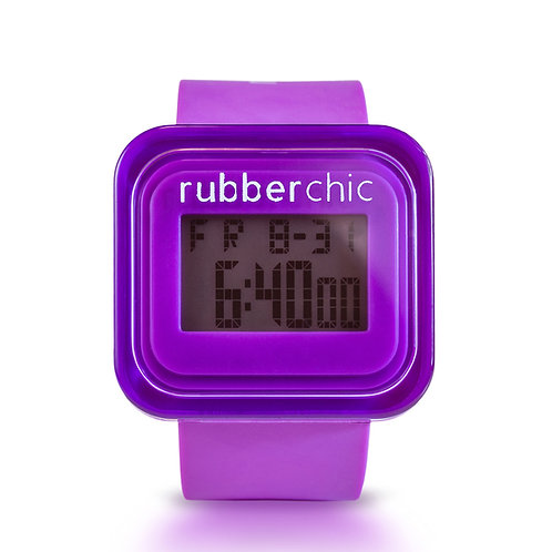 Rubberchic Box Dark Purple