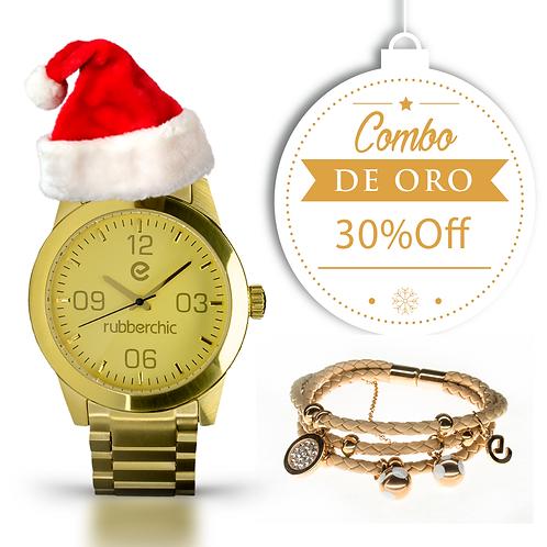 Combo de Oro: Luxe + Trendy
