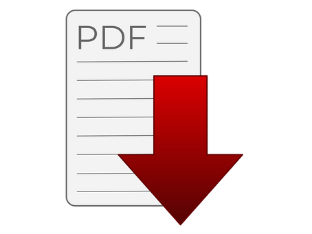 A last PDF data can be used