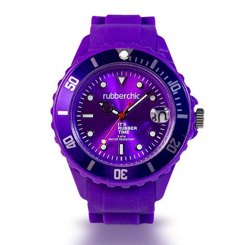 Rubberchic Basic Dark Purple
