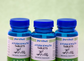 Ayush Kwath : Fighter for our Immunity
