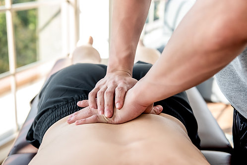 Deep Tissue Therapy