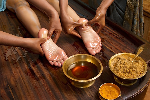 Abhyangam Therapy