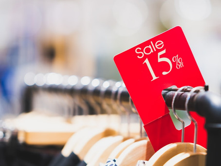 Bag a Bargain - 8 Sneaky Tips