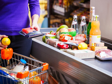 Change Your Food Shopping Habits and Save £100s A Year