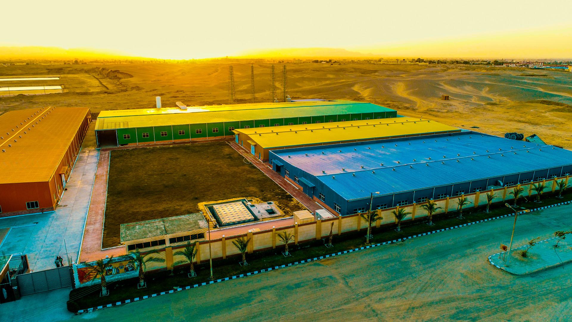 Qena Factory Complex