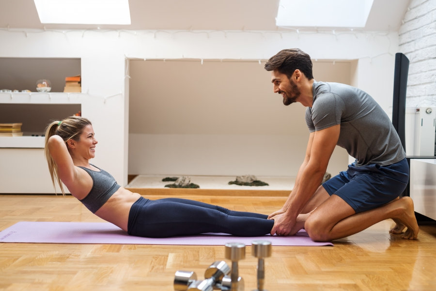 At Home & In Office Physical Therapy