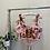 Thumbnail: Maeve Corset in Floral Mesh/Velvet