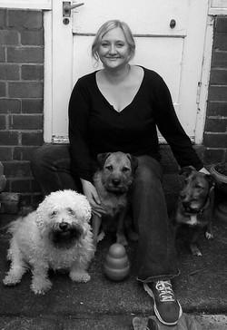Karen, Wilf, Paddy & Leo