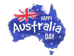 Happy Australia Day !!!