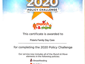 Munch & Move Policy Challenge