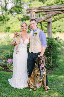 Devin and Dylan Married-Bride and Groom-