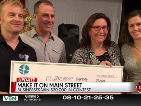 """Make It on Main Street"" winners announced"