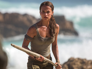 Movie Review - Tomb Raider (2018)
