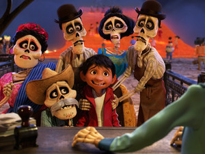 Movie Review - Coco