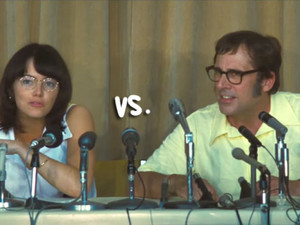 Movie Review - The Battle of The Sexes