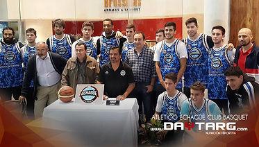 Echagüe DAYTARG Nutrición Deportiva