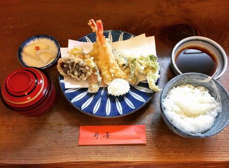 天ぷら割烹 井善