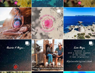 CLIENT: Consell of Eivissa. Social media awareness campaign.  Original texts, photos and videocontent. An engaging Instagram contest to win a trip back to Ibiza, to get people to know the island in all its aspects and promote sustainable and responsible tourism. Ibiza loves you. Love Ibiza back.  IBILANDERS Giada Forneris: concept and project direction; Camila Mejia: creative graphic design, Lorenzo Melissari: photography, videos and content creation.
