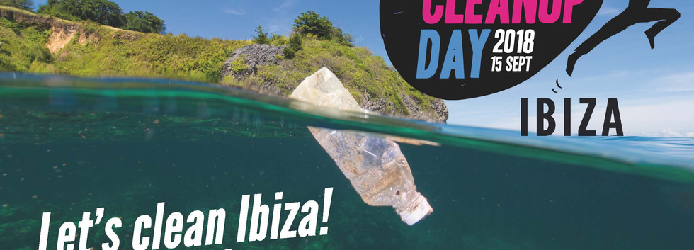 WORLD CLEAN UP DAY - Let's Do It Ibiza!  YEAR: 2018 Ibiza, Spain  SECTOR: Communication Campaign   CLIENT: NGOs of Plastic Free Ibiza & Formentera and Ibiza Limpia   DESCRIPTION: Local communication campaign to foster people to participate to the global initiative of the World Clean Up Day, and join us to clean the island on the 15th September 2018. Despite the terrible weather, but thanks to an integrated action from all the local NGOs, Ibiza set the record in Spain for the most people involved in the initiative and the amount of trash recollected. And as usual, it was great, wet fun!  IBILANDERS: Giada Forneris: Communication Strategy; Mathilde Vinchon: Assistant Communication, Camila Mejia & Samahra Ibiza: Graphic Design… and all the amazing 1000 volunteers who participated to it.