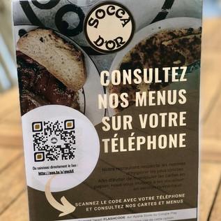 """Monaco : Une agence lance une application de """"safe menus"""""""