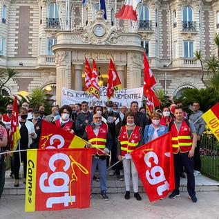 A Cannes, l'hôtellerie-restauration et l'événementiel luttent pour le chômage partiel
