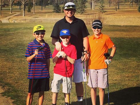 First Annual 2017 Golf Tournament!