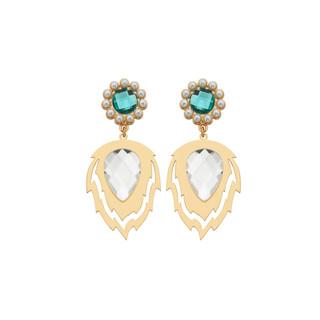 Earring-Turquoise Rock.jpg