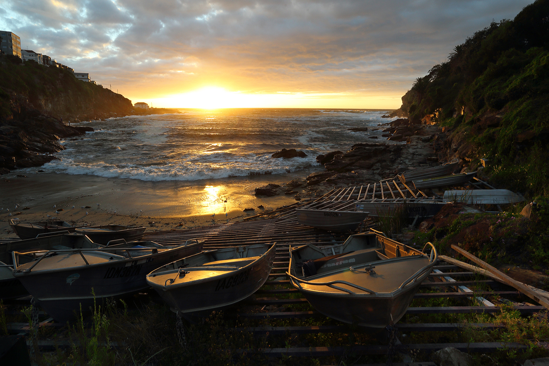 Sunrise in Gordon's Bay / Sydney / A