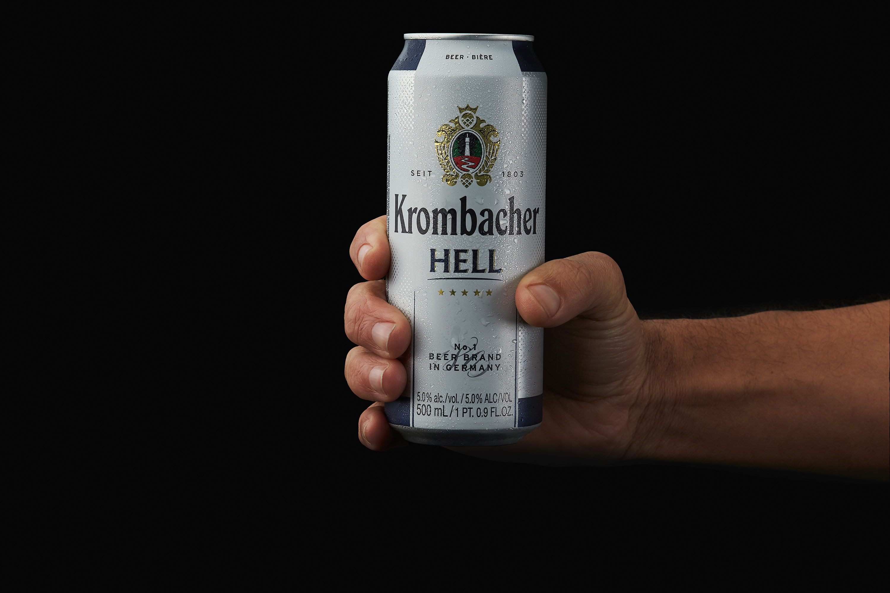 Krombacher Beer - 001