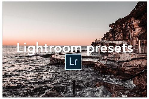 Lightroom Classic CC Presets - Autumn