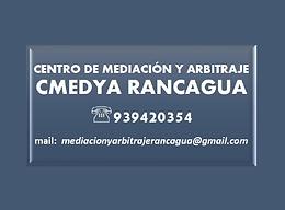 CENTRO DE MEDIACIÓN Y ARBITRAJE