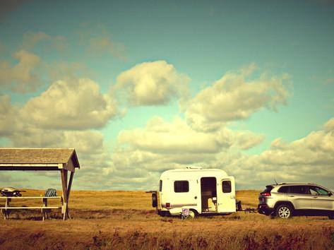 Camping parc régional des iles